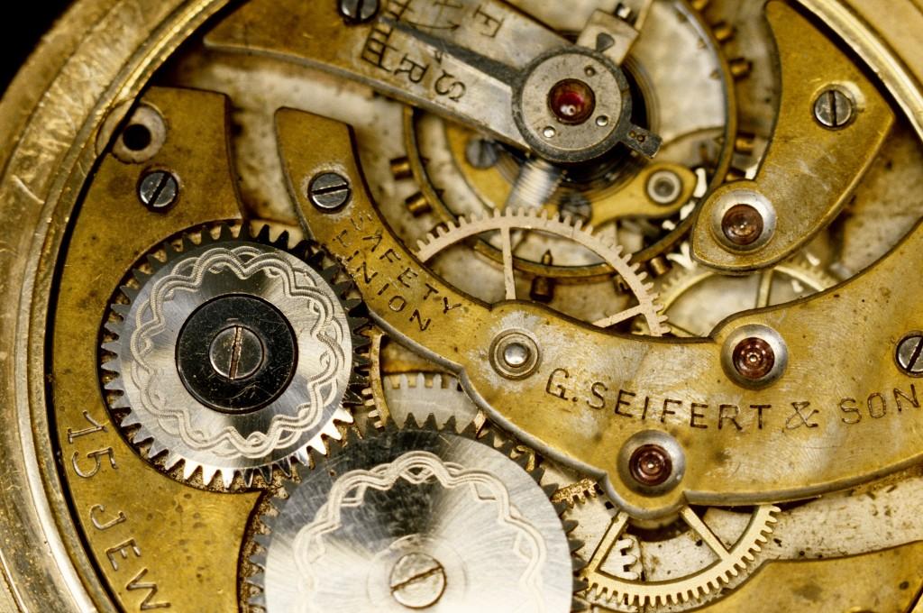 механизъм на часовник