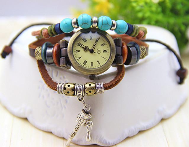Дамски часовник със свеж дизайн