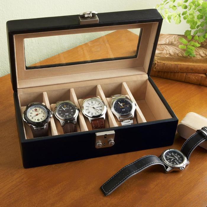страстта на мъжете към часовниците, подарък часовник
