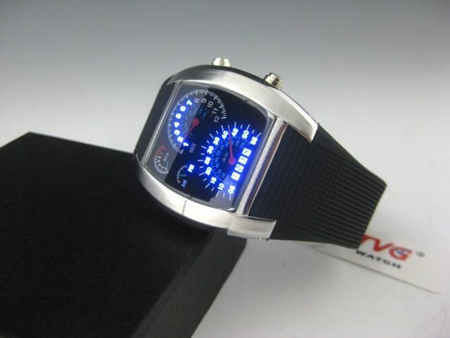 часовник за бързи коли