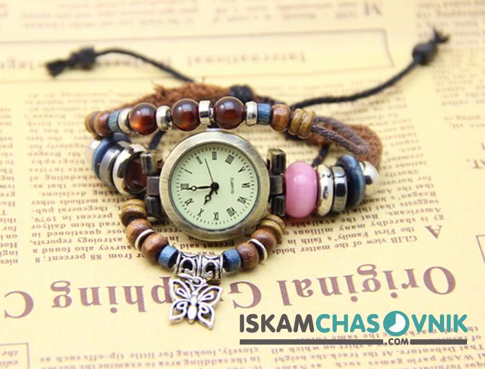 ежедневен дамски часовник