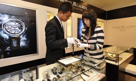механични часовници от Китай