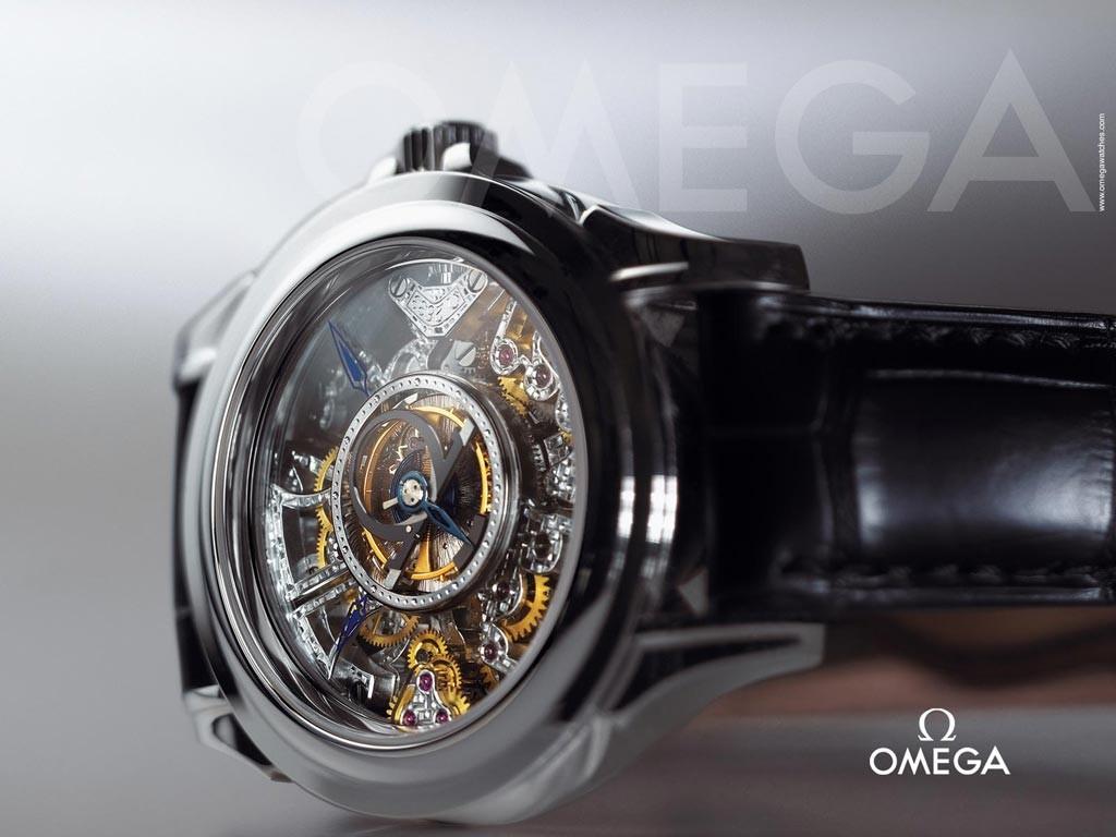 механичен часовник Омега