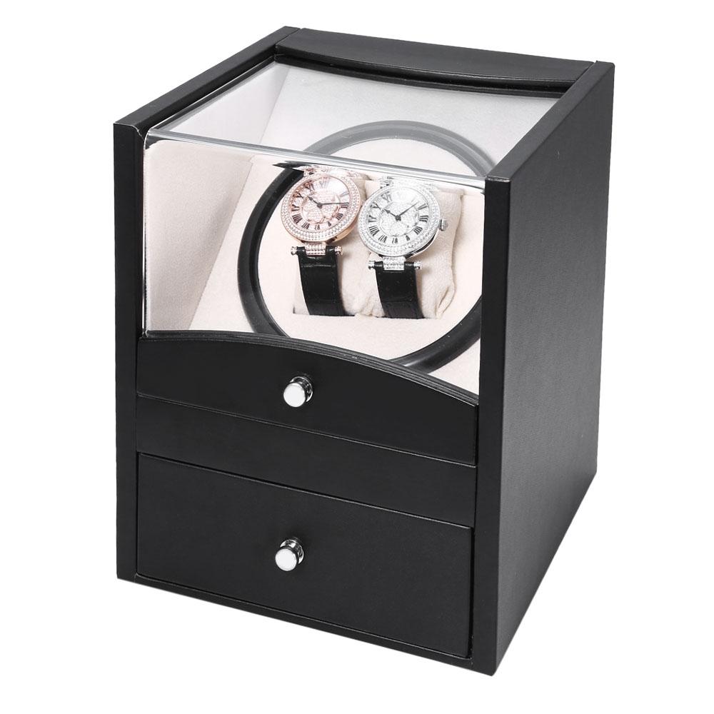автоматична навиваща кутия за два часовника