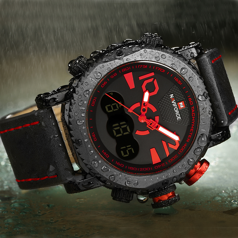 Мултифункционален спортен часовник AgressiVO