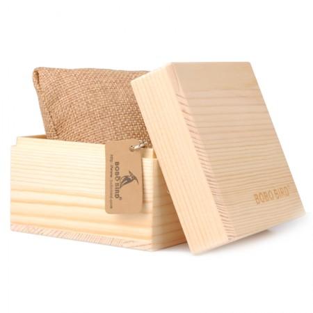 евтина дървена кутия за дървен часовник