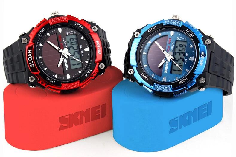 соларни часовници SKMEI