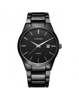 Унисекс часовник с минималистичен дизайн