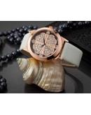 Дамски часовник детелина- бял или черен