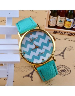 Цветни и свежи часовници- зелен, жълт, черен, розов