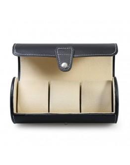 Кутия за 3 часовника - удобна за път