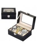 Луксозна кутия за 3 часовника