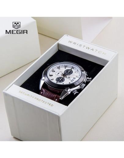Луксозна брандирана кутия за часовник Megir