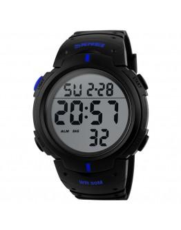 Универсален водоустойчив led часовник