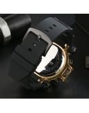Мъжки луксозен стоманен часовник - Kemi