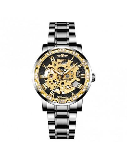 Стоманен механичен часовник - Viareggio