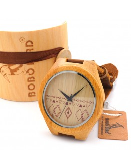 Дървен часовник- нов хит