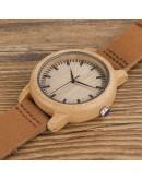 Страхотен дървен часовник Arashiyama Bamboo