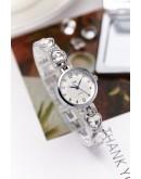 Дамски кварцов часовник с кристали