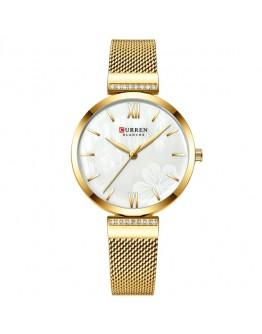Красив часовник с верижка от стоманени нишки - Savona