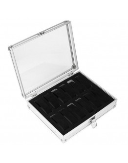 Алуминиева кутия за 10 часовника