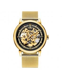 Златист автоматичен часовник - Potenza Gold