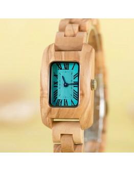 Дамски дървен часовник - Soho